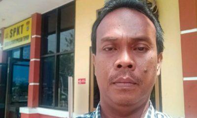 Direktur CV Tengkawang Sari, Heri Susanto