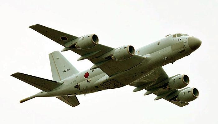 Jepang Kirim Dua Pesawat P-3C Orion