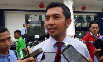 Kepala Cabang Bank Mandiri Sumenep Sony Minarsa. (FOTO: NUSANTARANEWS.CO/Mahdi)