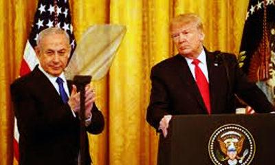 Presiden Trump Umumkan Proposal Pedamaian Israel-Palestina