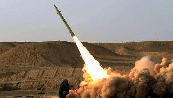 Serangan Pemanasan Rudal Iran Terhadap Pangkalan Militer Amerika