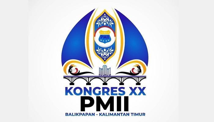 Logo Kongres XX PMII. (FOTO: Istimewa)