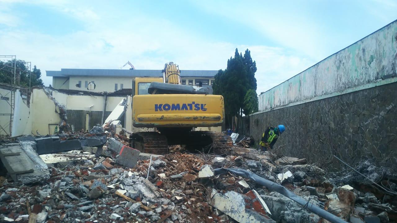 Pembangunan RS Bhakti Bunda Malang