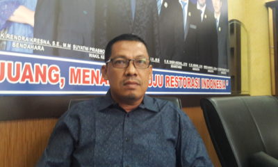 Anggota Fraksi partai Nasdem DPRD Jatim Suwandi Firdaus (FOTO: NUSANTARANEWS.CO/Tri Wahyudi).