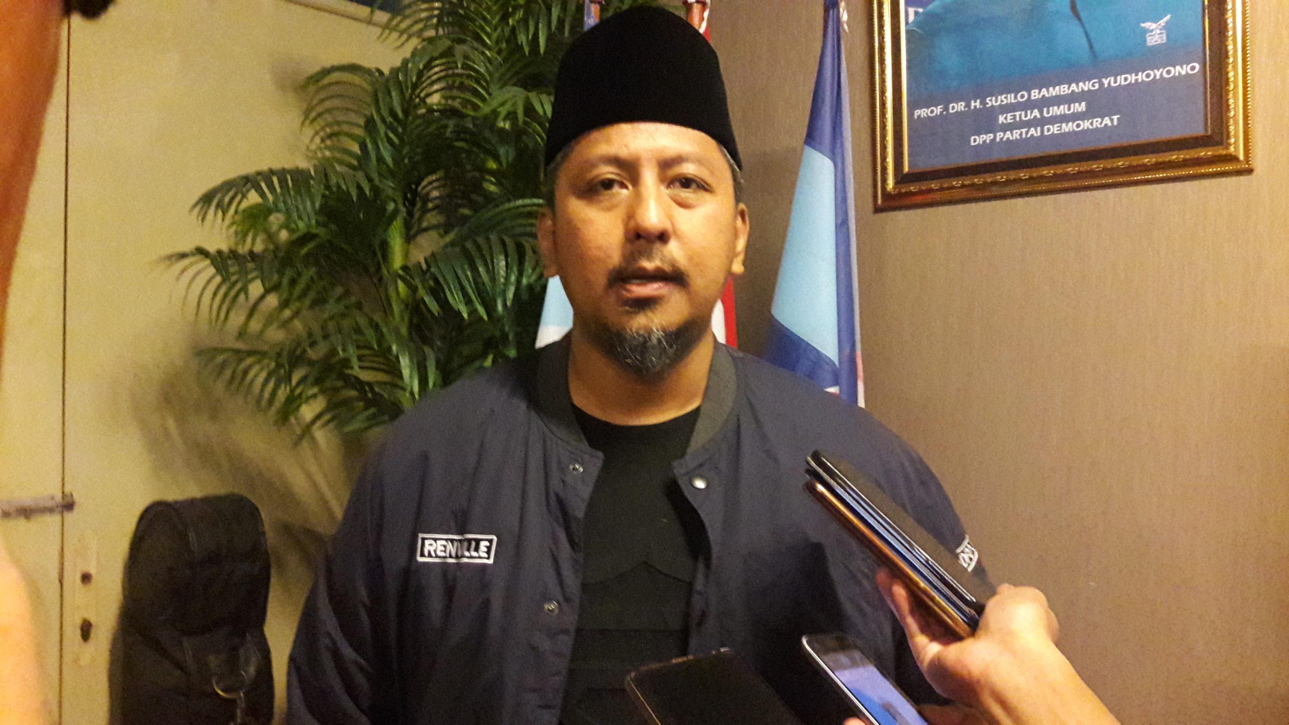 Plt Ketua DPD Partai Demokrat Jatim Renville Antonio