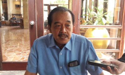 Dirut PT PWU Jatim Erlangga Satria Agung saat ditemui di Surabaya, Senin (3/2/2020).
