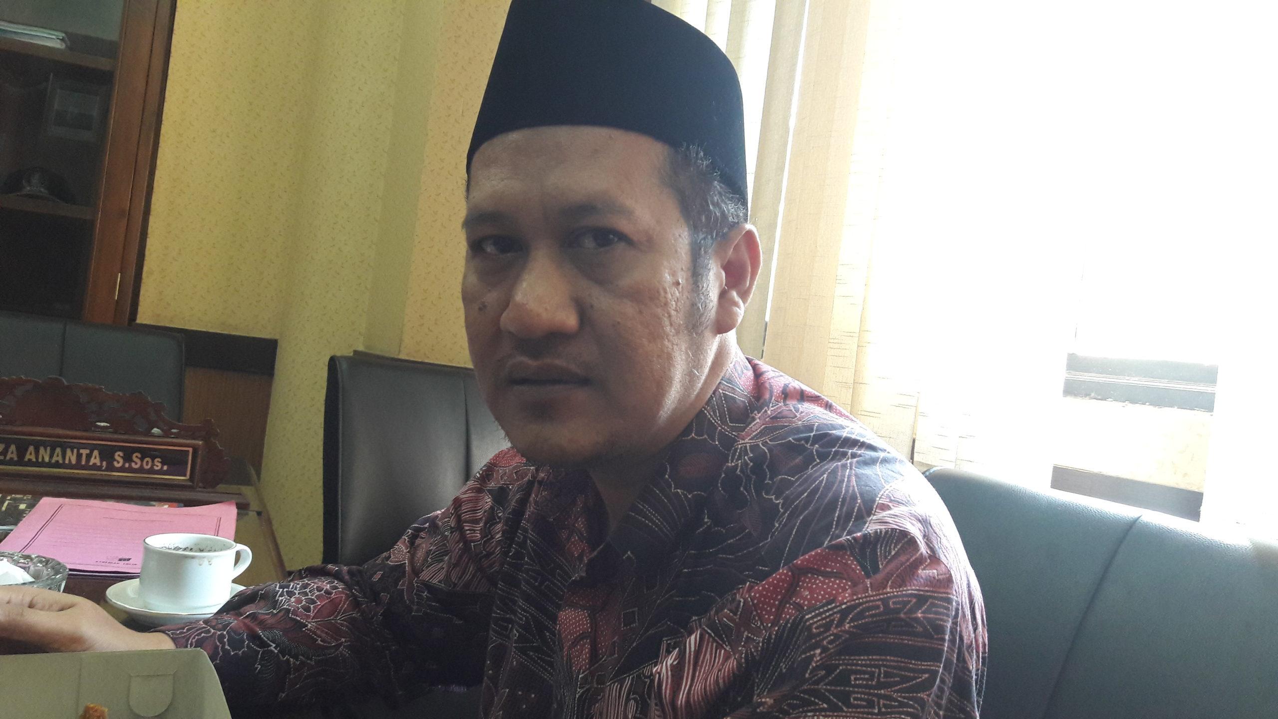 Anggota Komisi B DPRD Jatim Achmad Iwan Zunaih. (FOTO: NUSANTARANEWS.CO/Tri Wahyudi).
