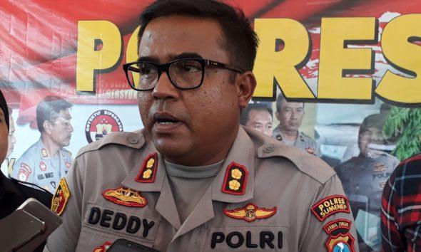 Kapolres Sumenep, AKBP Deddy Supriadi