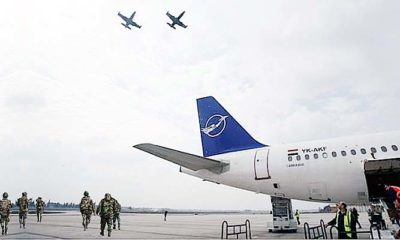 Bandara Internasional Aleppo Kembali Aktif