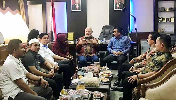 Belgia dukung MoU dan perdamaian Aceh