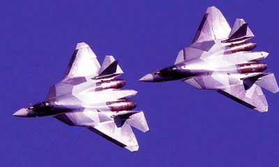 Cina Ingin Transfer Teknologi Jet Tempur