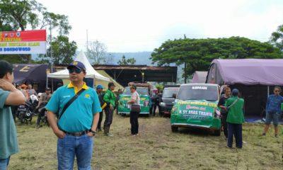 Banjir Bandang di Bondowoso, Politisi PPP Dirikan Posko Bantuan