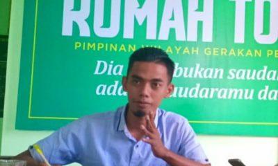 Ketua Lingkar Intelektual Muda (Lima) Kabupaten Sumenep Sofyan Husen