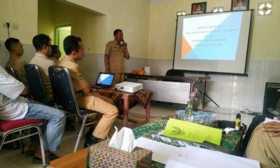 nusantara news, nusantaranews, APBDes, Pemaparan APBDes 2020 Desa Bukor. (Foto: nusantaranews.co/Khoir).