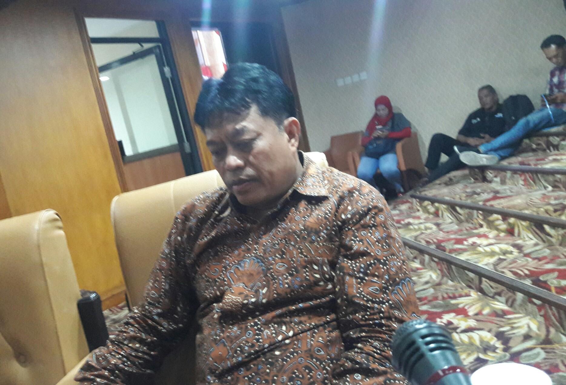 Anggota Komisi C DPRD Jatim, Agus Dono Wibawanto