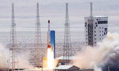 Iran Segera Meluncurkan Satelit