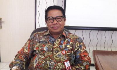 Kadisbun Jatim Karyadi. (FOTO: NUSANTARANEWS.CO/Tri Wahyudi)