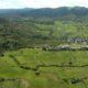 Pemandangan Alam Krayan, Nunukan, Kalimantan Utara. (FOTO: NUSANTARANEWS.CO/Eddy Santry).