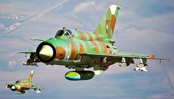 Suriah Berencana Borong 40 Jet Tempur MIG-21 Mesir
