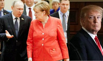 Nord Stream-2 Adalah Pondasi Poros Strategis Eropa-Rusia