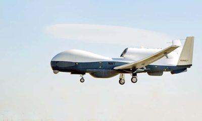 Pentagon Kerahkan Skuadron Drone