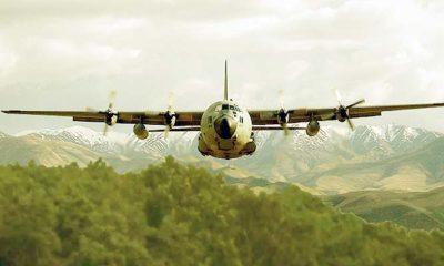 Pesawat Hercules Kelima Dari Australia Tiba di Tanah Air