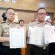 Polda Jatim Bongkar Pemalsuan Dokumen