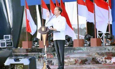 "Presiden Jokowi ""Pulang Kampung"" Hadiri ""Kenduri Kebangsaan"" di Aceh"