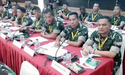 Rakorpen TNI, Kami akan Terus Memberikan Informasi Positif