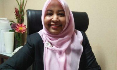 Politisi DPRD Jatim Khozanah Hidayati tunggu rekomendasi PKB untuk maju di Pilkada Tuban. (Foto: NUDANTARANEWS.CO/Try Wahyudi)