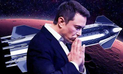 SpaceX Bersiap Mendaratkan Falcon 9 Yang Ke-501