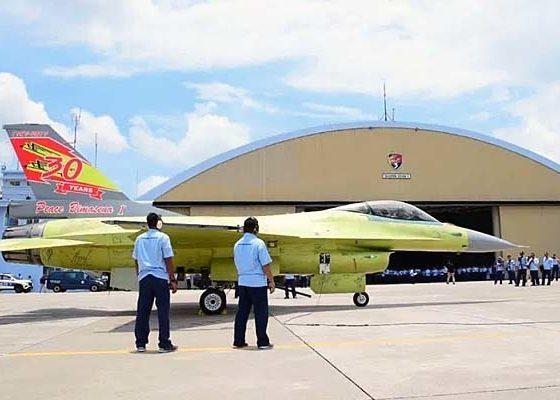 Indonesia Mampu Meningkatkan F-16