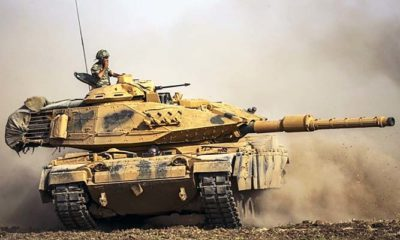 Hadapi Pasukan Macan, Turki Gelar Tiga Batalyon Bersenjata Berat di Idlib