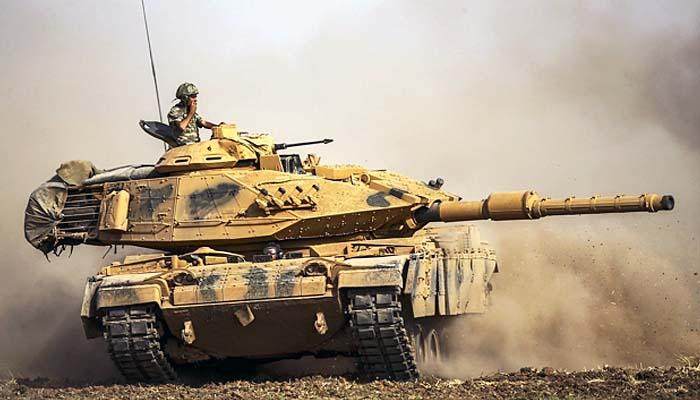 Hadapi Suriah, Turki Gelar Tiga Batalyon Tempur Bersenjata Berat di Idlib