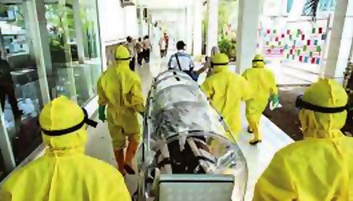 Virus Korona Baru Telah Menginfeksi 20.000 Orang