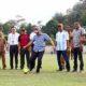 Wabup Said Mulyadi Menendang Bola Pembuka