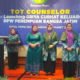 PB Jatim menggelar Training of Trainer (TOT) Counselor dan Launching Griya Curhat Keluarga (GCK), Sabtu-Minggu (7-8/3/2020).
