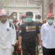 Ketua Forum Sunda Sadunya Mengadakan Penyemprotan Disinfektan