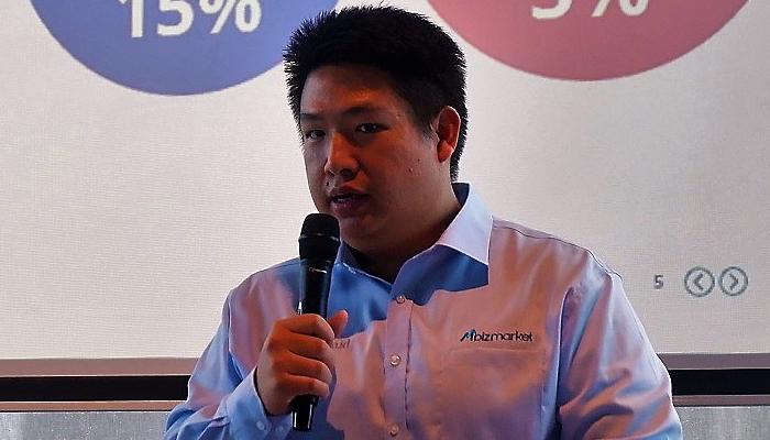 CEO Mbiz, Rizal Paramarta. (Foto Istimewa)