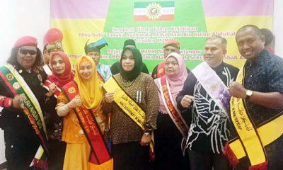 Diberi Gelar Datin Sri, Rizayati Berterima Kasih Kepada MJMM Malaysia
