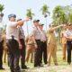 Kapolda Aceh Tinjau Lokasi Pembangunan Mapolres Pidie Jaya