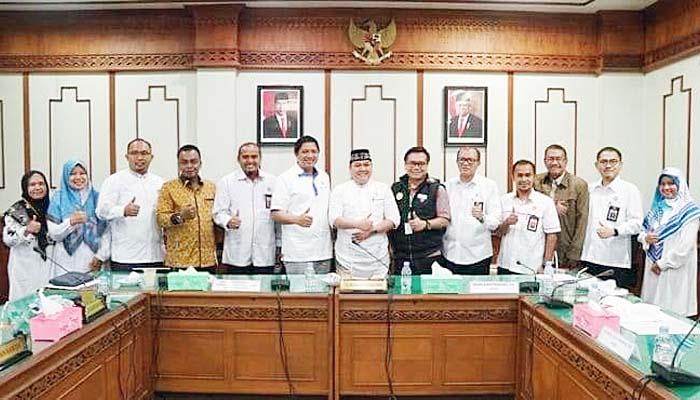 Komisi I DPR Aceh Gelar RDP Dengan BKN dan LAN