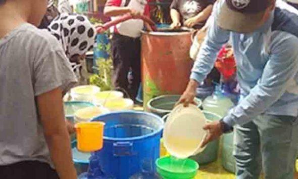 Krisis Air, Laura Minta PDAM Suply Air Ke Setiap Rumah Warga