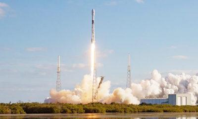 Roket Falcon 9 Lepas Landas Rabu Pagi dari Kennedy Space Center