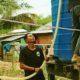 Sahabat Irianto Membagikan Air Bersih Kepada Masyarakat di Nunukan