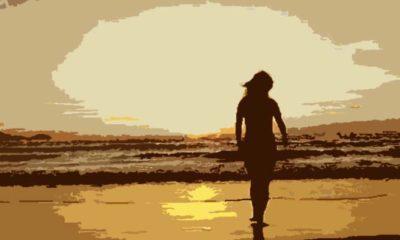 Senja di Pantai Kuta dan Sajak-Sajak Karya Devi Widiyawati
