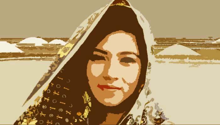 Surat Tunggal Kepada Perempuan Tanah Garam