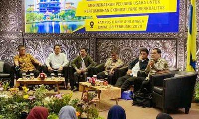 Diskusi Publik Omnibus Law Digelar di Universitas Airlangga