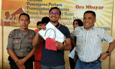 Guru SD Cabuli Murid-Muridnya Beraksi Sejak November 2019 Ditangkap. (foto :nusantaranews.co /Setya)