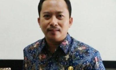Arif Firmanto Kepala Dispertahortbun Sumenep Madura. (foto :nusantaranews.co /mahdi)